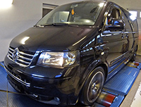 VW T5 2,5 TDI 174LE chiptuning